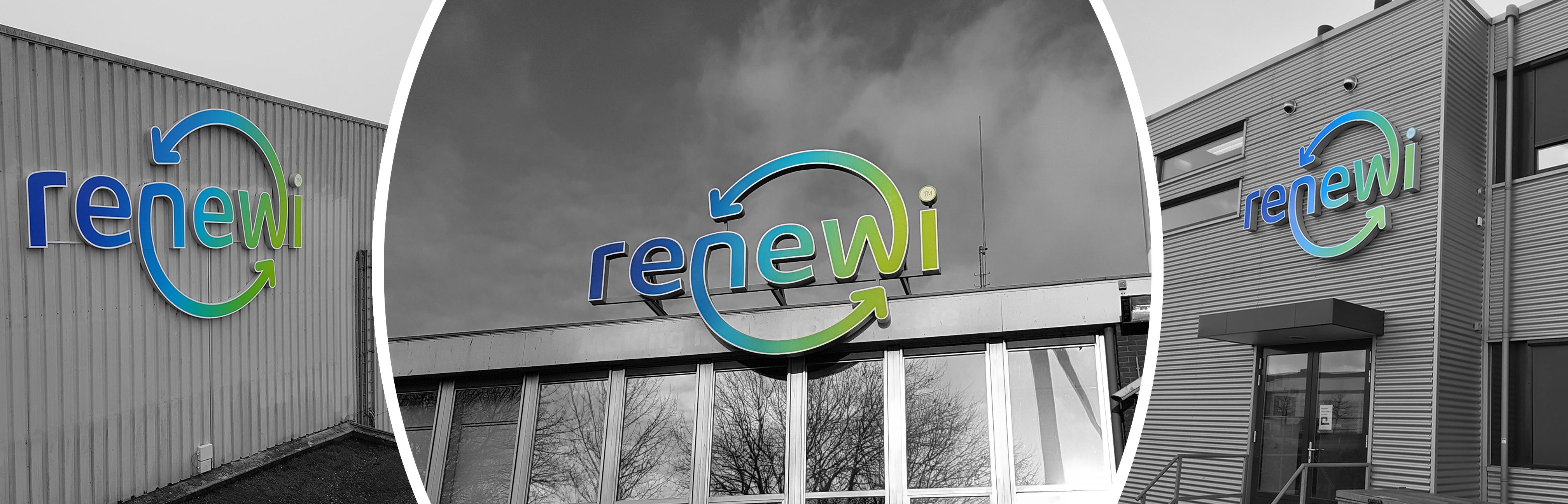 Afvalverwerker Renewi signing