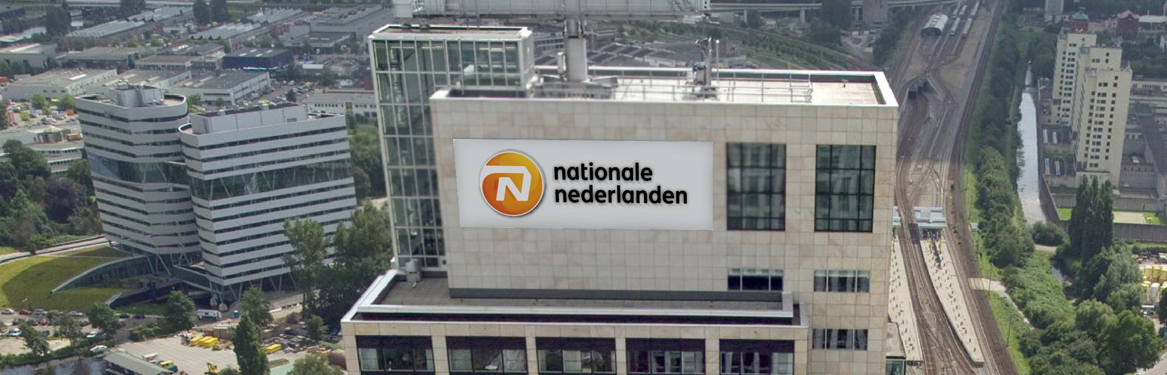 Nationale Nederlanden Amsterdam