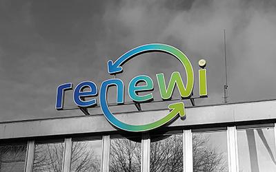 Renewi signing