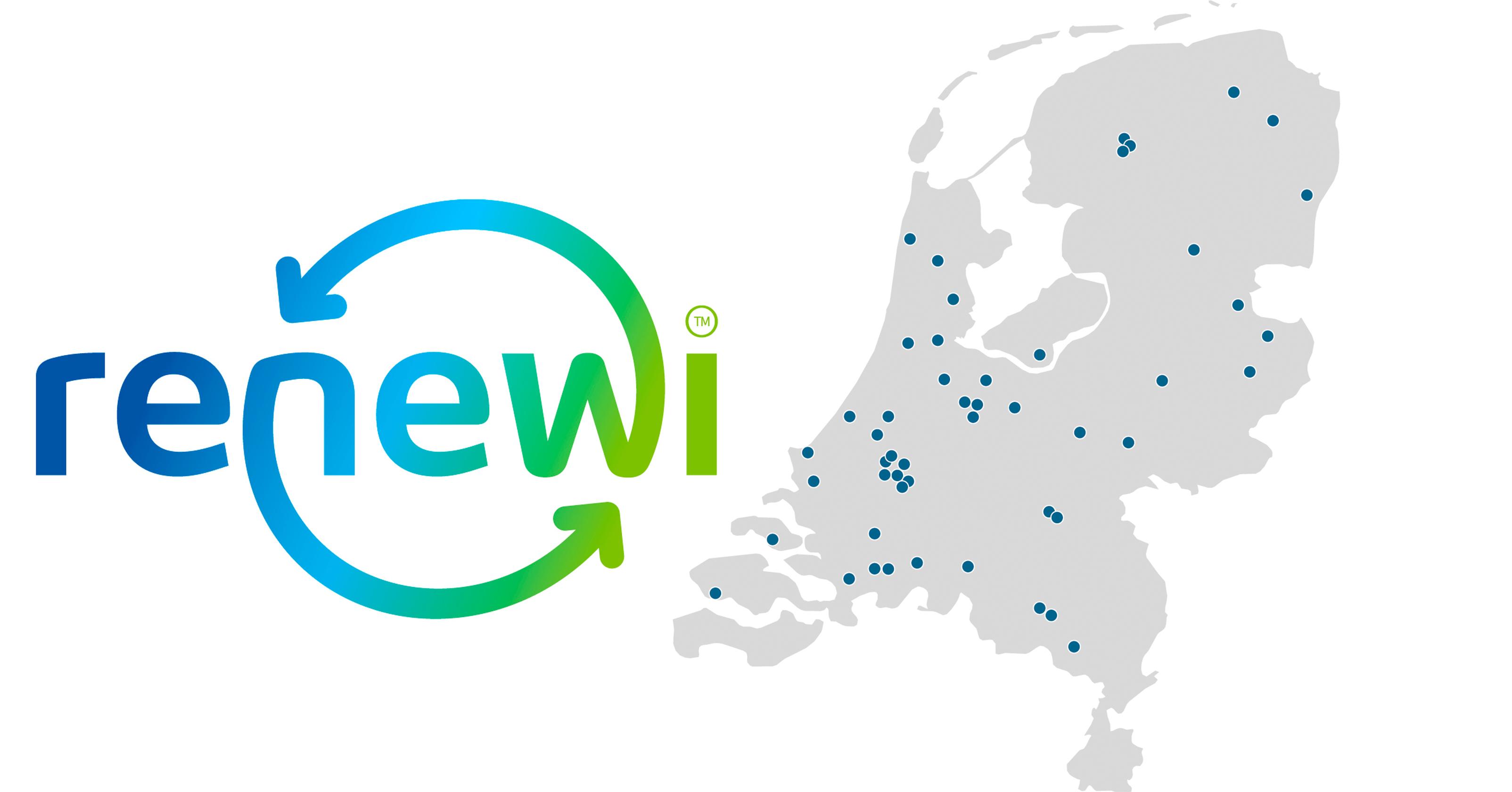 Vestgigingen Renewi Nederland
